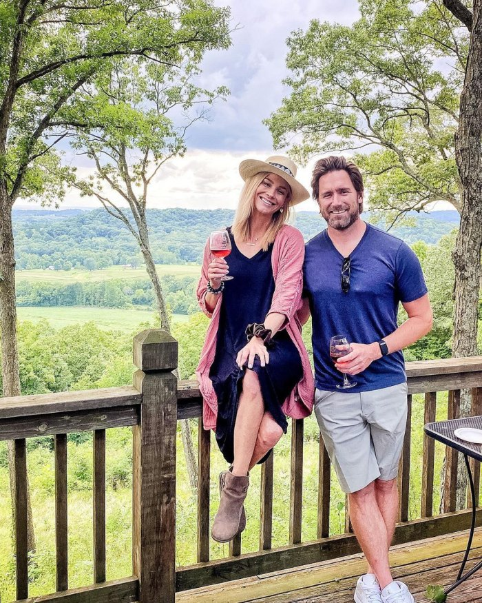 Meghan King Shows Off Her New St. Louis Home, Says No One Apart From Her and Kids Is Moving In