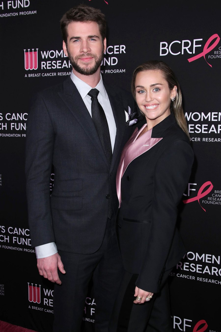 Miley Cyrus and Liam Hemsworth Hollywood Couples Who Called Off Their Engagement