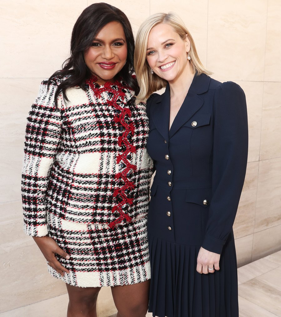 Mindy Kaling- Reese Witherspoon Sent a Thoughtful Gift for My Son Spencer