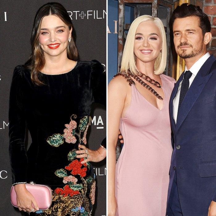 Miranda Kerr Estoy tan feliz que Orlando Bloom encontró el amor de nuevo con Katy Perry
