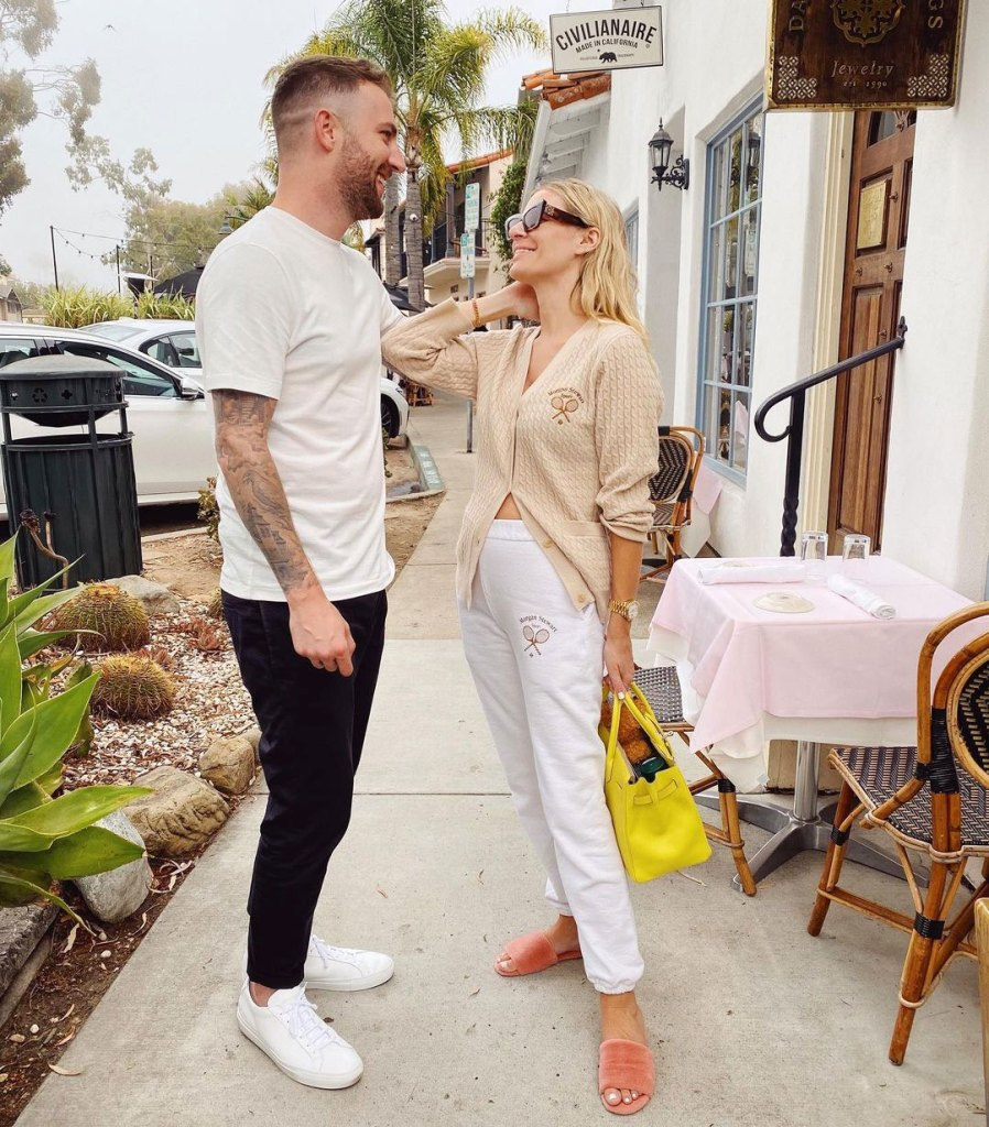 Morgan Stewart Welcomes 1st Child, a Baby Girl, With Jordan McGraw