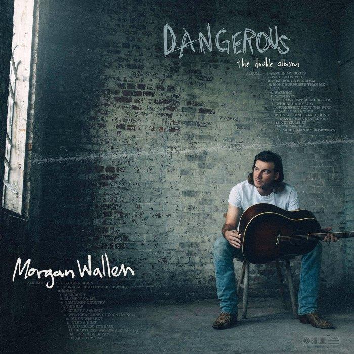 Morgan Wallen Dangerous The Double Álbum
