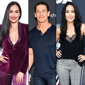 Nikki Bella John Cena Reached Out Brie I After We Gave Birth