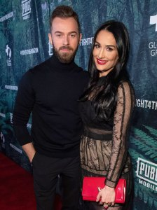 Nikki Bella Says She and Artem Chigvintsev Don't Want More Kids: 'One and Done'