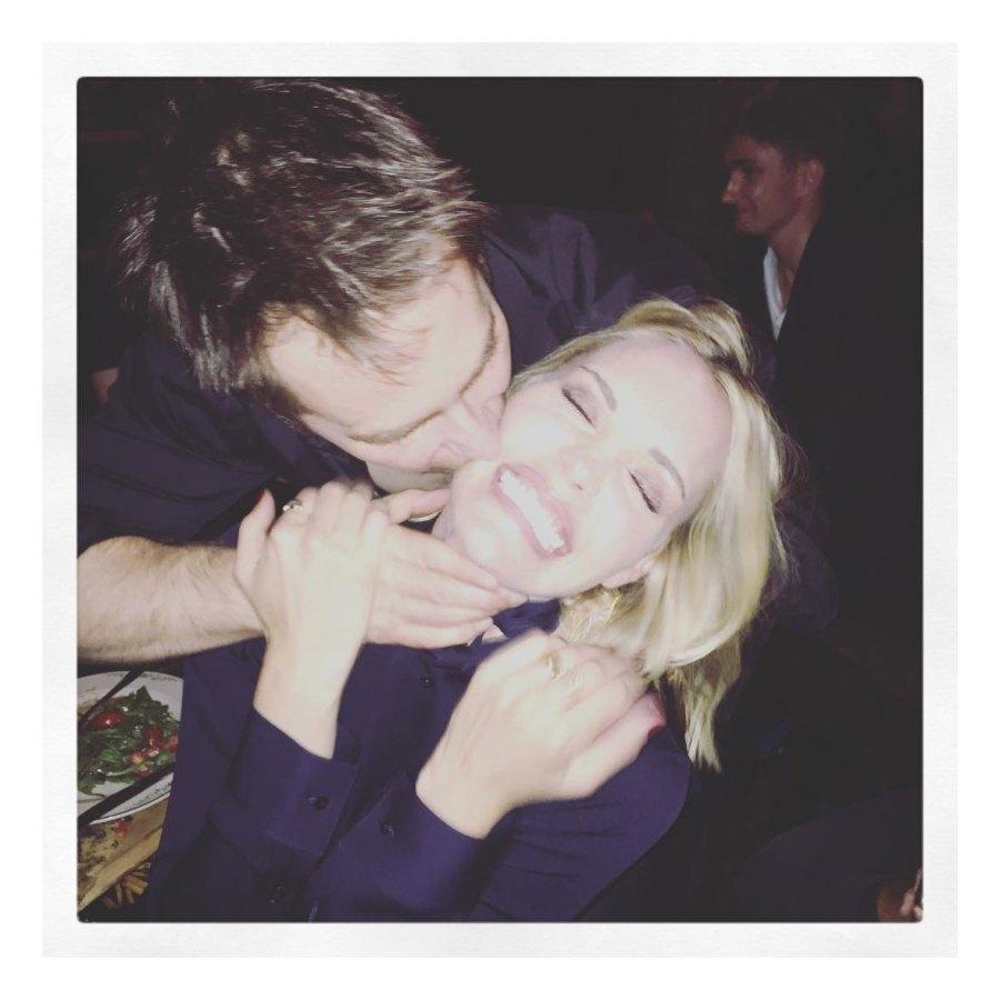 November 2015 Birthday Wishes Leslie Bibb Instagram Sam Rockwell and Leslie Bibb Relationship Timeline