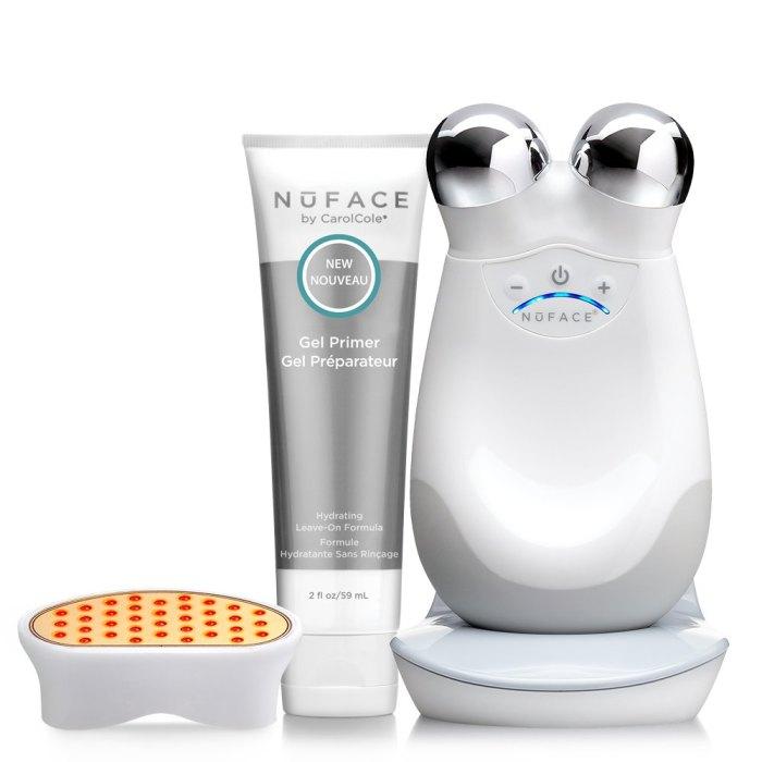 Kit de tonificación facial NuFACE Red Light