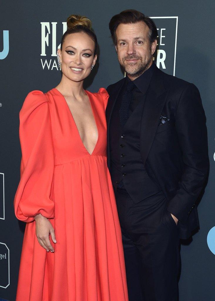 Olivia Wilde and Jason Sudeikis Split