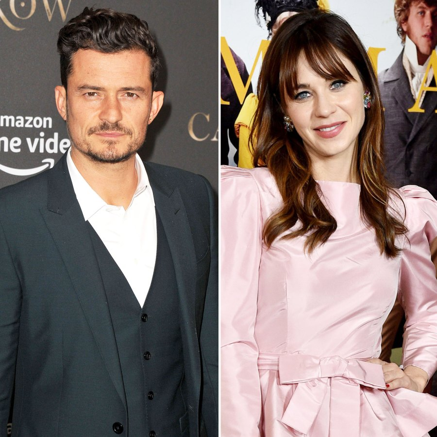 Orlando Bloom and Zooey Deschanel Stars Who Use Their Influence to Give Back