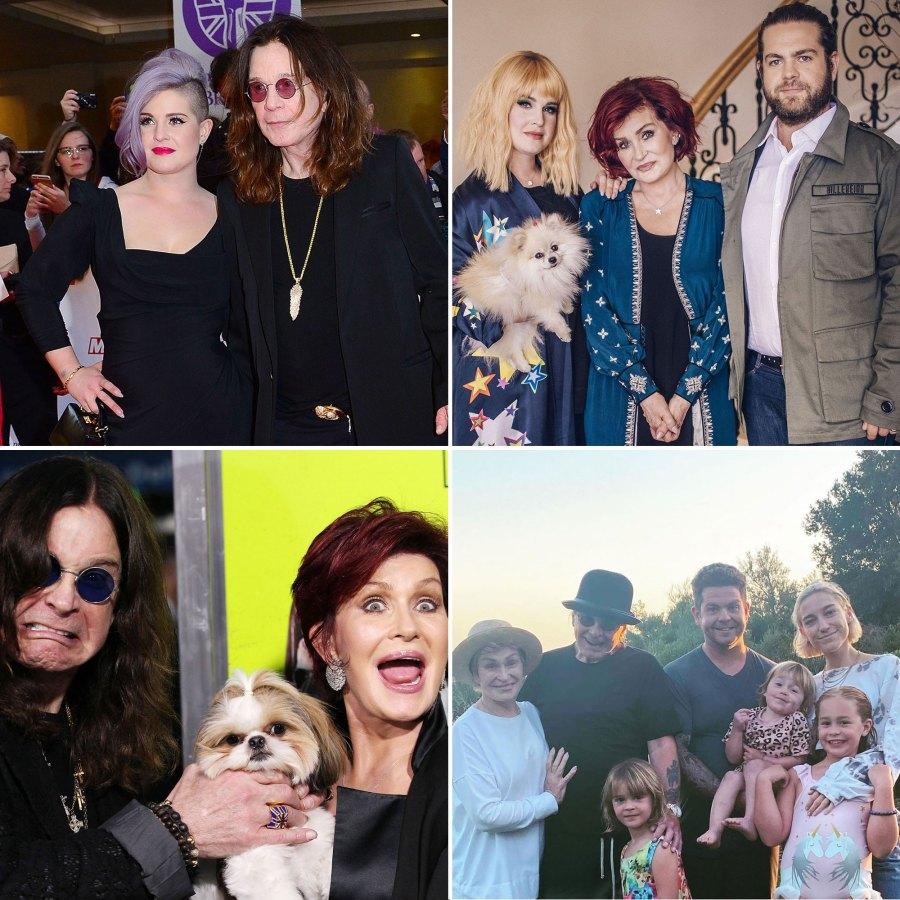 Osbournes Family Album