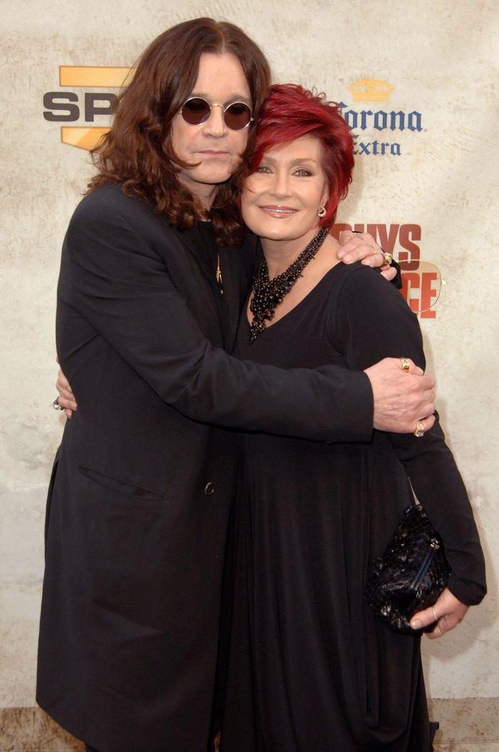 Ozzy Osbourne lamenta haber engañado a Sharon