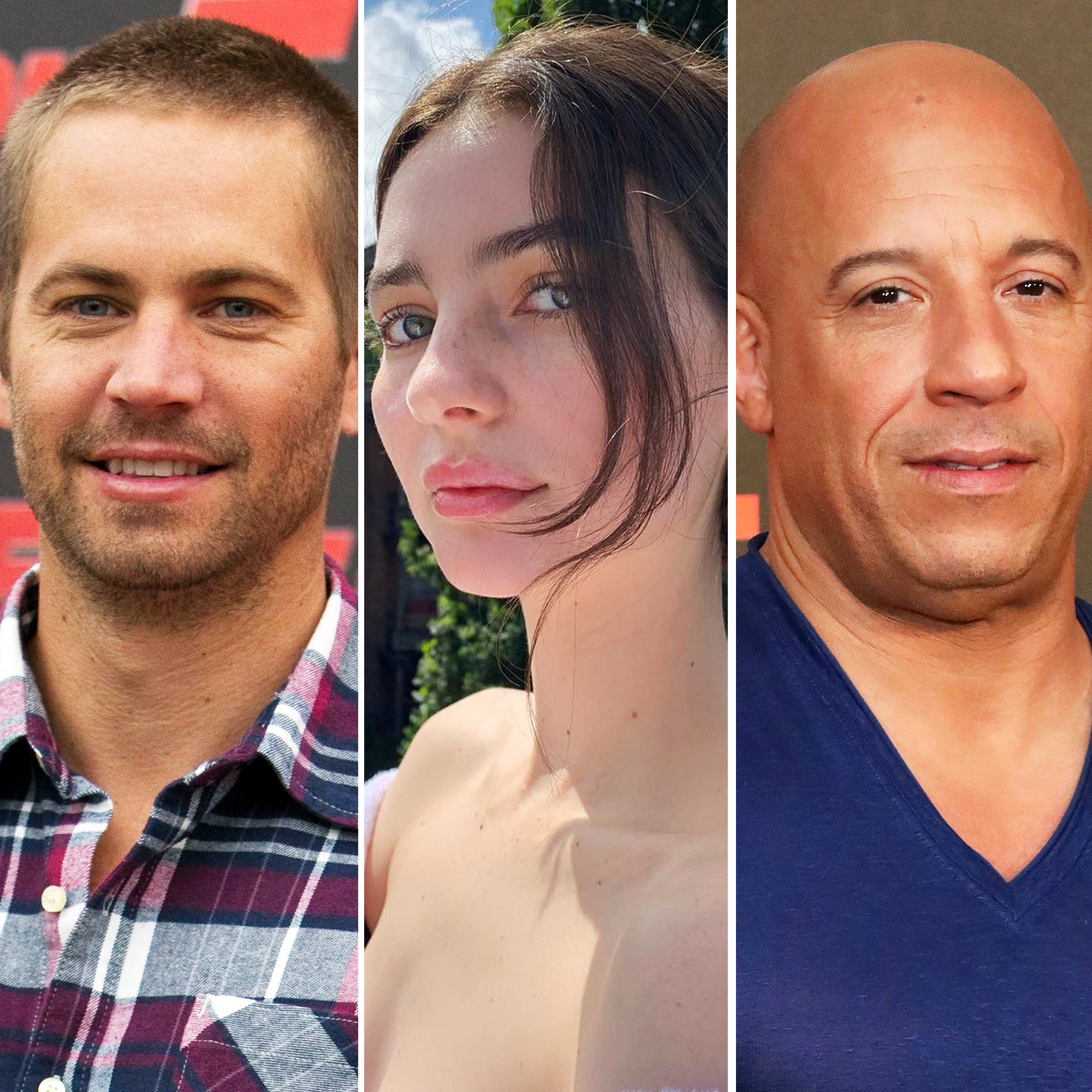 Paul Walker's Daughter, Costars Remember Him on 7th Anniversary of His Death
