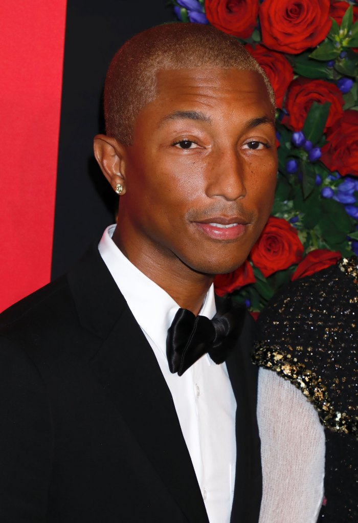 Pharrell Williams Is Getting in the Beauty Business