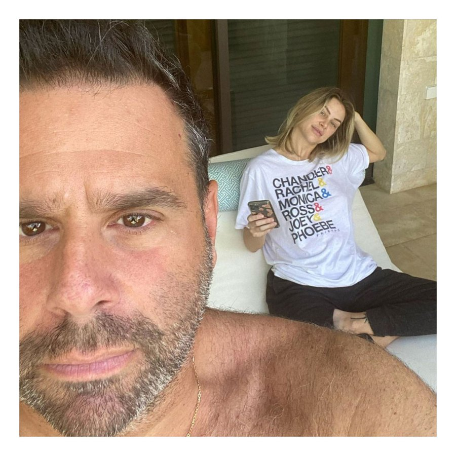 Pregnant Lala Kent Friends Shirt Randall Emmett