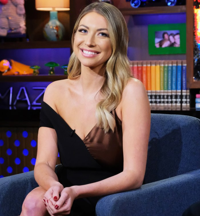 Pregnant Stassi Schroeder Jokes About Having No Income After VPR Firing