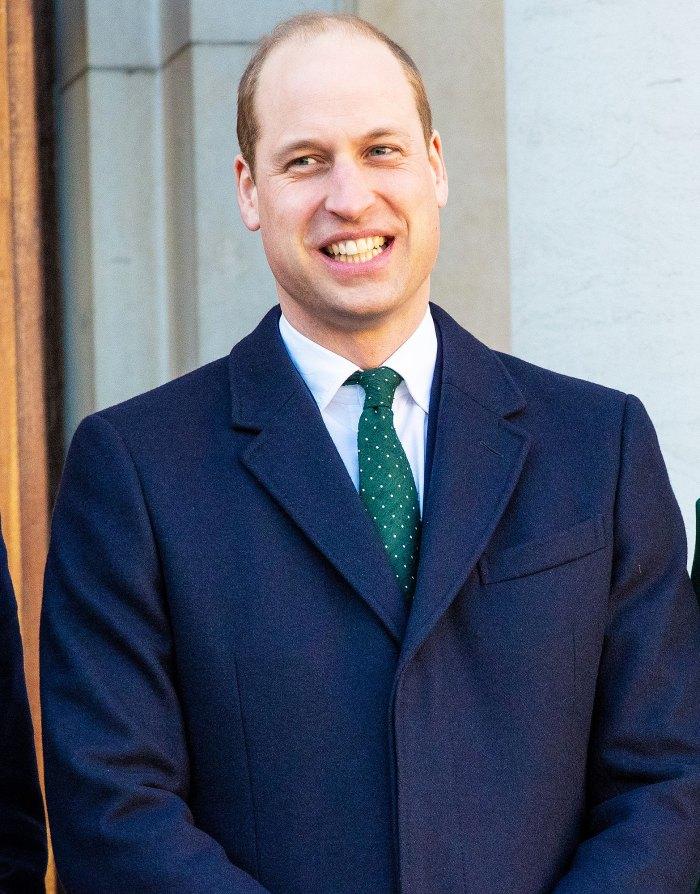 El príncipe William honra a los primeros en responder después de la batalla secreta del COVID-19 en abril