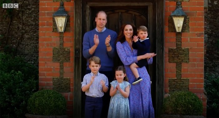 Prince William and Duchess Kate Taught Prince George and Princess Charlotte About Frontline Workers Amid Pandemic 1