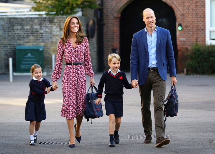 Prince William and Duchess Kate Taught Prince George and Princess Charlotte About Frontline Workers Amid Pandemic