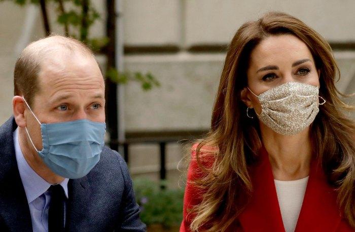 Prince William Catherine Kate Rough Moments Coronavirus