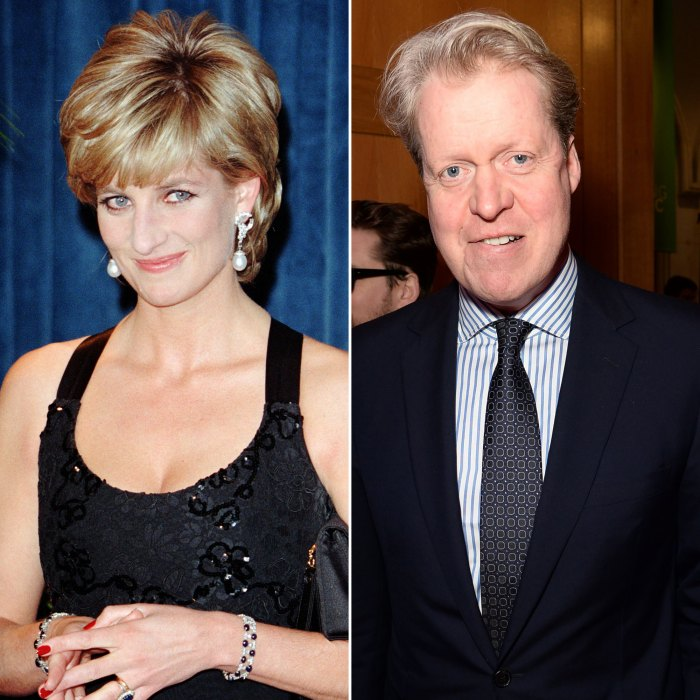 Princess Diana's Brother Charles Spencer Says People 'Forget' 'The Crown' Is ''Fiction'