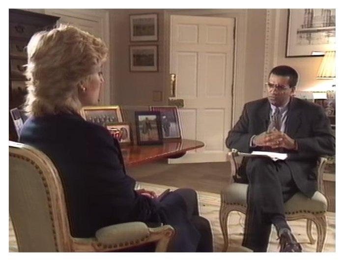 Princess Diana Panorama Interview Martin Bashir