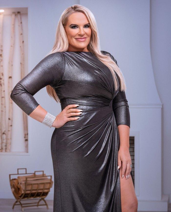 La estrella de RHOSLC, Heather Gay, está enamorada del esposo de Kyle Richards, Mauricio Umansky