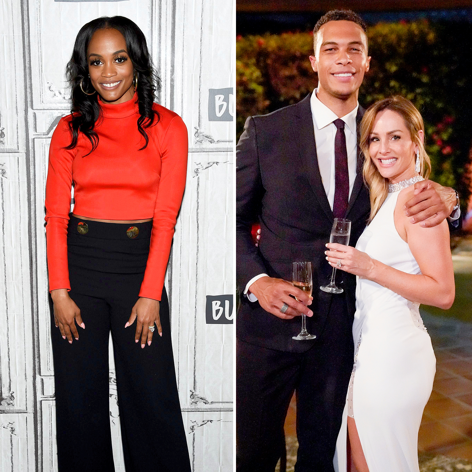 Rachel Lindsay Reveals Clare Crawley and Dale Moss Actually Spent More Time Together Than Most Bachelor Couples
