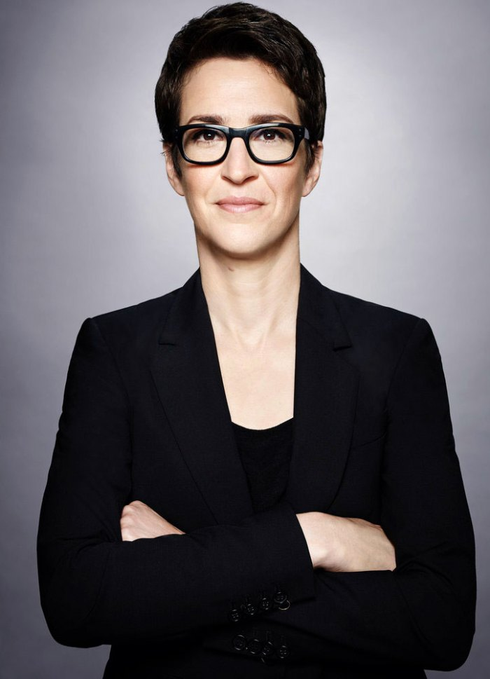 Rachel Maddow Feared Her Partner Susan Mikula Would Die From COVID-19