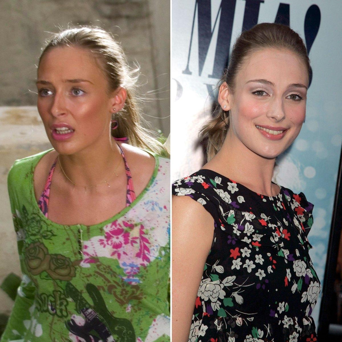 Mia mamma actors in 'Mamma Mia!'