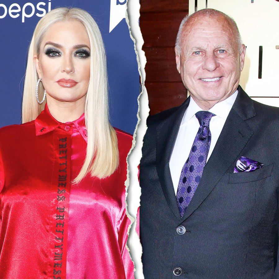 Real Housewives of Beverly Hills Star Erika Jayne Files for Divorce From Tom Girardi