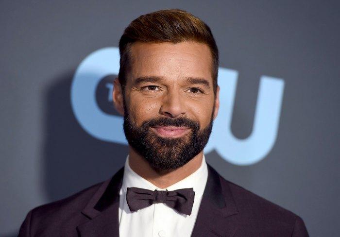 Ricky Martin Tengo un par de embriones esperándome Expandir mi familia