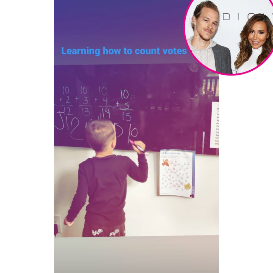 Ryan Dorsey homeschooling
