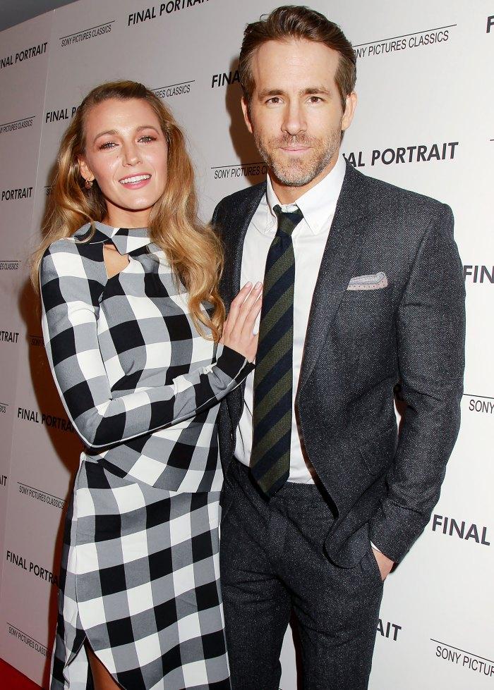 Ryan Reynolds 'nunca' imaginó que tendría 3 hijas con su esposa Blake Lively