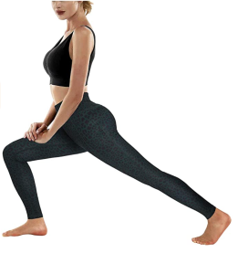 STYLEWORD Women's High Waist Yoga Pants with Pockets Workout Leggings