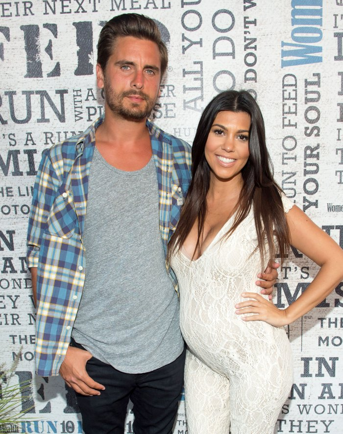 Scott Disick and Kourtney Kardashian Joke About Having Baby No. 4