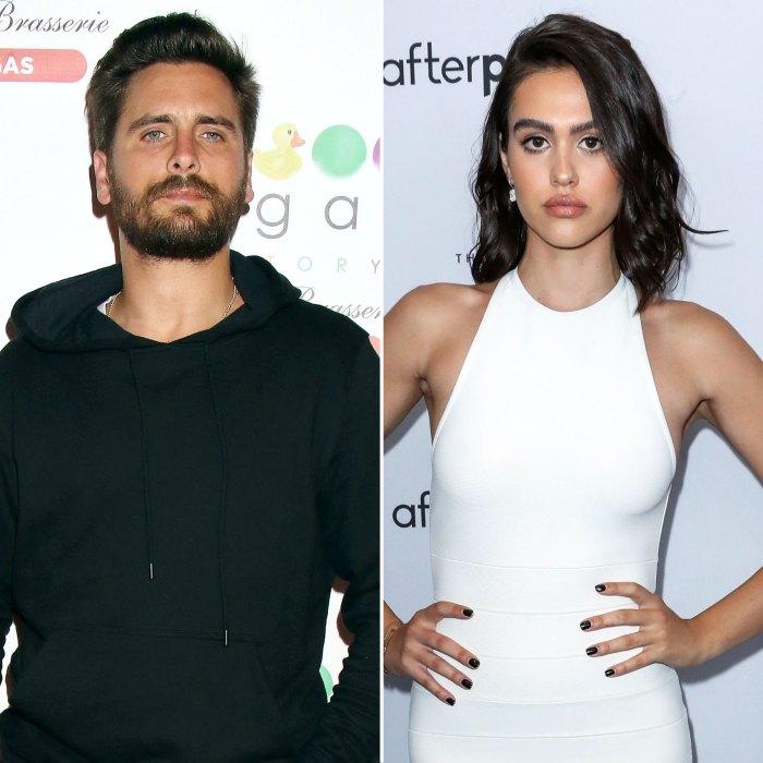 Scott Disick and Amelia Gray Hamlin Dating Rumors