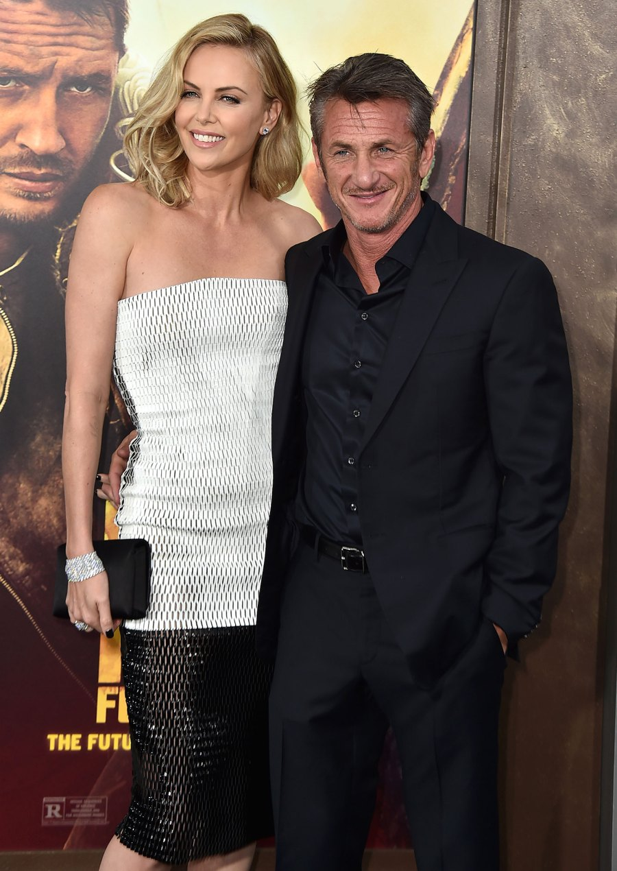 Sean Penn and Charlize Theron Hollywood Couples Who Called Off Their Engagement