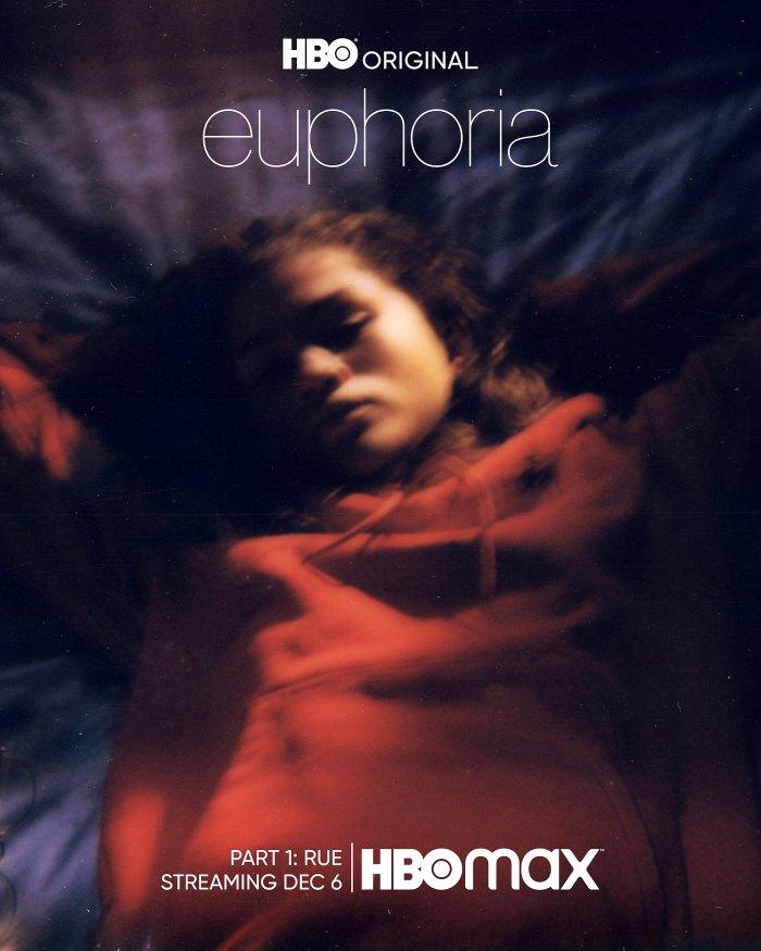 Ver nuevo tráiler Zendaya Special Christmas Episode Euphoria