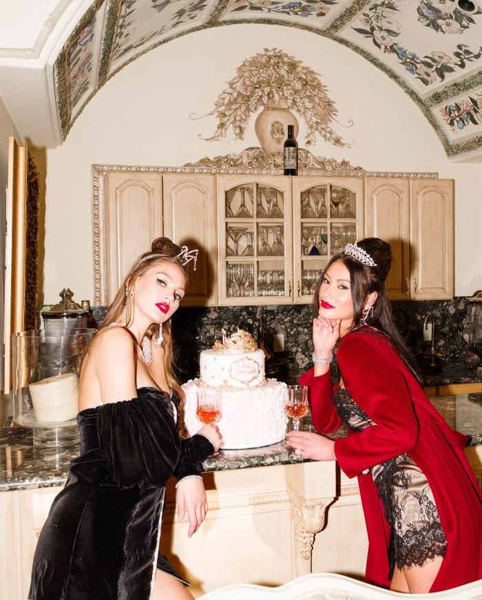 Sofia Richie Loves Nana Jacqueline Designs Inspired by Barbie's Dream Closet