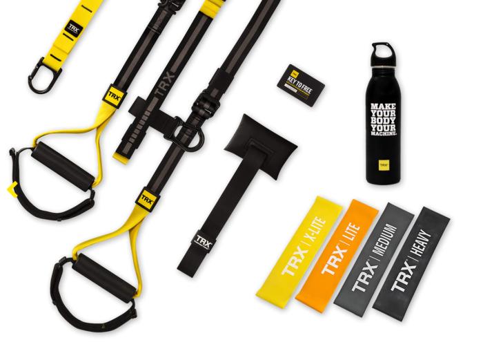 TRX Full Body Workout Bundle