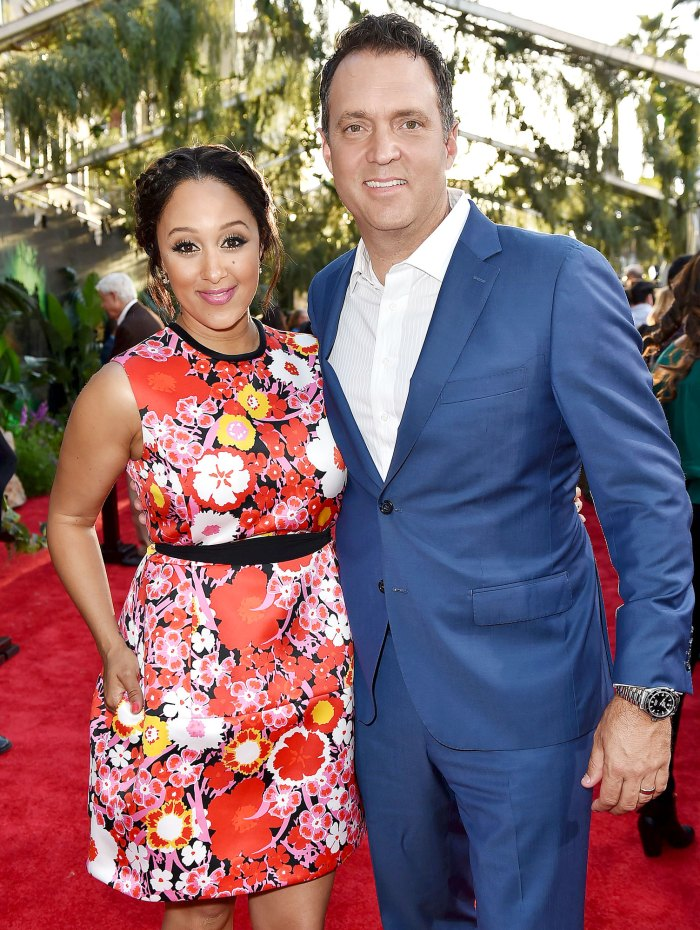 Tamera Mowry Quarantine Tested My Marriage Adam Housley