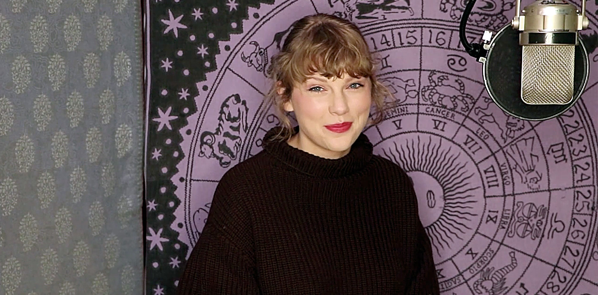 Taylor Swift Reveals the Real Reason She Missed the American Music Awards 2020