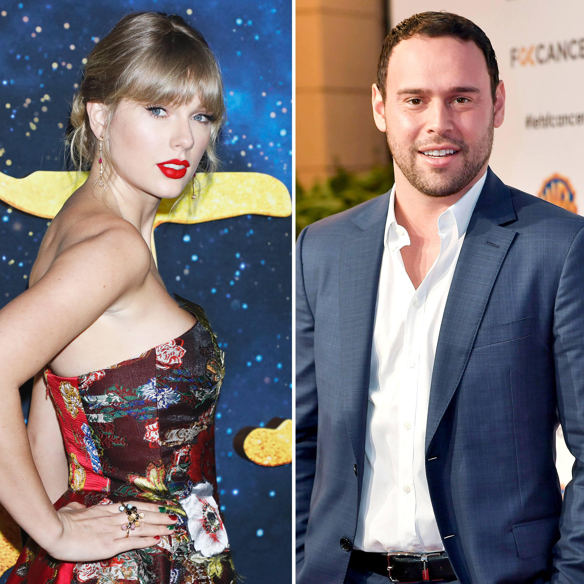 Taylor Swift Scooter Braun Refused To Give Me A Quote To Buy Masters