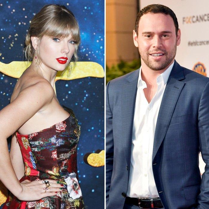 Taylor Swift dice que Scooter Braun se negó a darle una cita sobre sus maestros