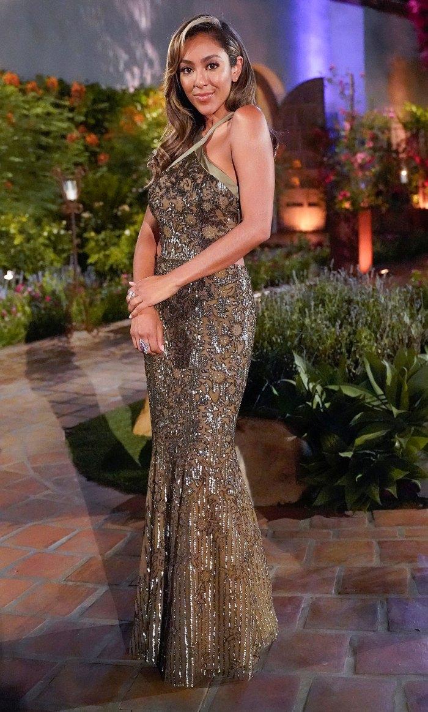 Tayshia Adams niega que su exmarido Josh Bourelle aparezca en The Bachelorette
