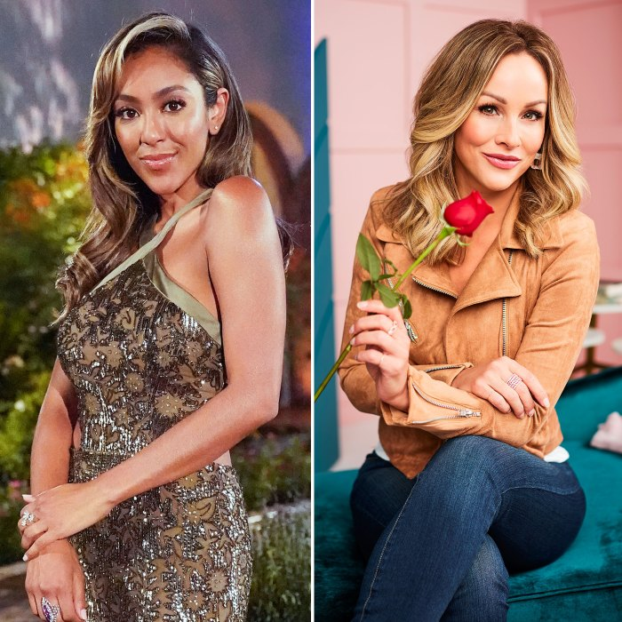 Tayshia Adams Wishes Clare Crawley Warned Her About Bachelorette Guys