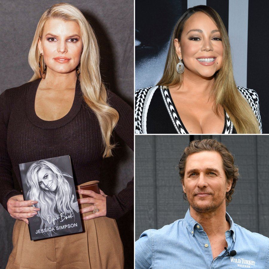 10 Biggest Bombshells From Celebrity Memoirs in 2020