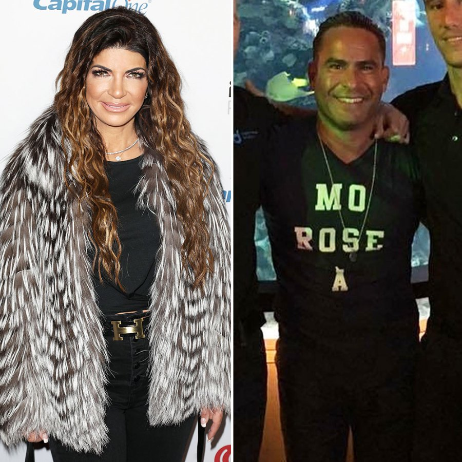 Teresa Giudice Is Excited to Introduce New Boyfriend Luis Louie Ruelas