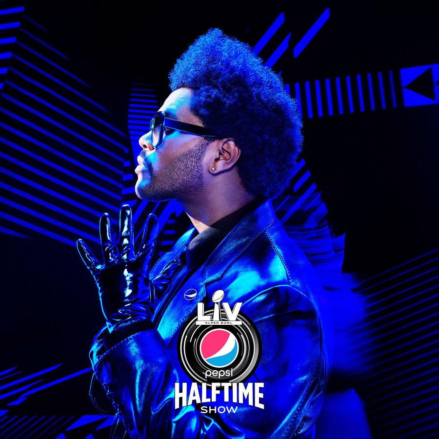 The Weeknd Announced as 2021 Super Bowl Halftime Performer