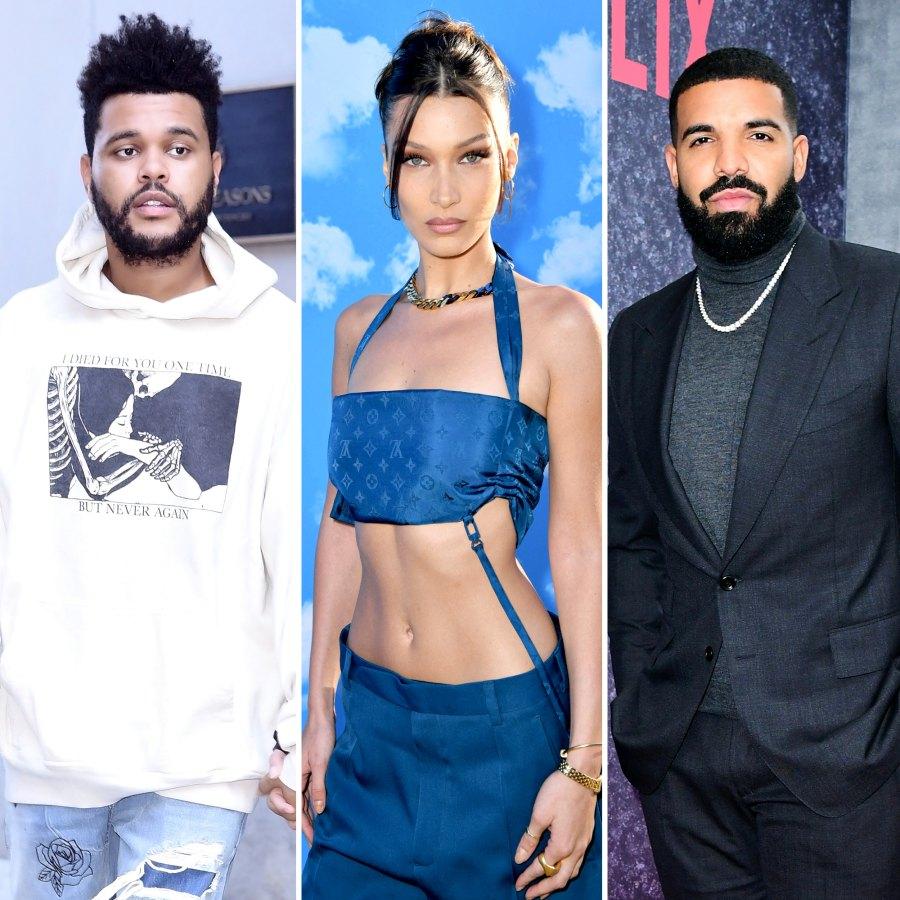 The Weeknd Grammy Awards Drama Bella Hadid Drake