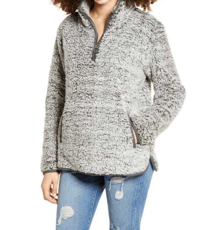 Thread - & - Supply-Wubby-Fleece-Pullover